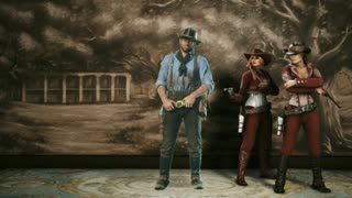Pictures With RDR's Characters