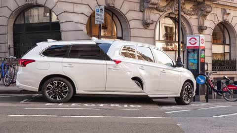 Mitsubishi Outlander PHEV - 2017 Mitsubishi Outlander PHEV First Look #Auto_HDFr