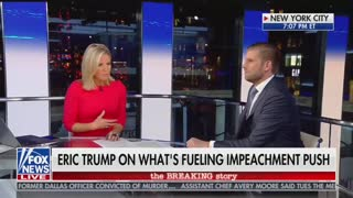 Eric Trump on impeachment: Let's put Hunter Biden on the stand