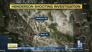 Arizona DPS Confirms Trooper-Involved Shooting with Possible Suspects in Deadly Henderson Shooting