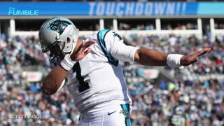 Cam Newton Brings Dab Back - Video