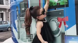 When is baby cute modeling.mp4 - Video