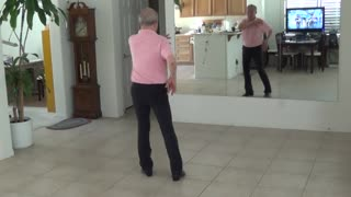 This man proves you're never too old to dance! - Video
