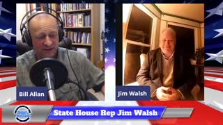 Contract with Washington DEBUT event with JIM WALSH