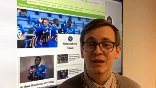 Shrewsbury Town update - September 29th - Video