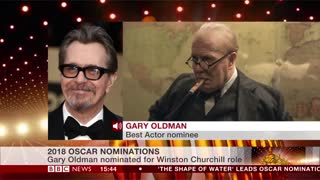 Actor Reveals 'Extraordinary Experience' That Displayed the Stress Winston Churchill Had Standing - Video