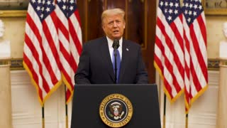 "President Trump's So-Called ""Farewell Address"""