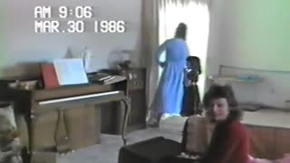 Easter Holiday 1986