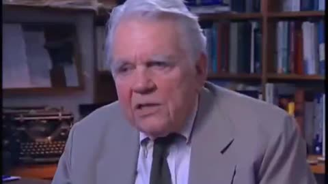 Andy Rooney on his 1990 suspension from CBS