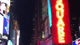 Times Square after COVID19
