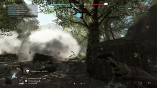 Battlefield 5 Tossing out the sticky dynamite