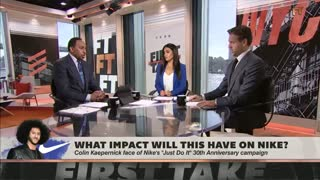 Stephen A. Smith: Nike 'hijacked' NFL's national anthem protest now