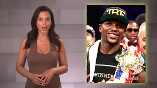 Check Out Floyd Mayweather's Alleged 19-Year-Old Girlfriend - Video