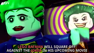 Joker & Robin Revealed For The Next Lego Batman Movie - Video