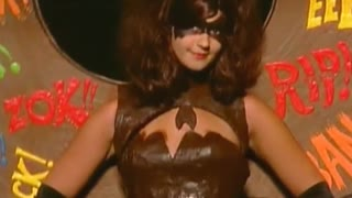 Chocolate Superhero Fashion - Video