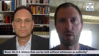 """BLUM: No U.S. history that can be told without whiteness as authority"""""""