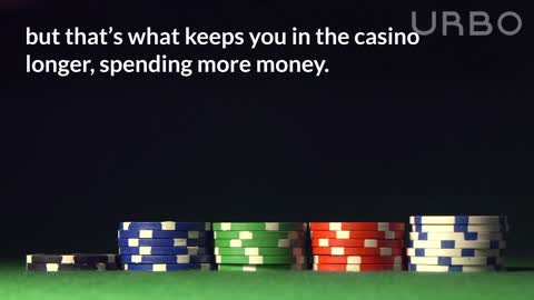 The Games Aren't The Only Thing Working Against You At Casinos