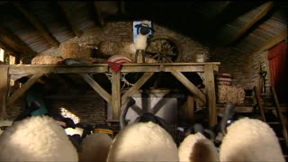 Shaun the Sheep - 01 - Off the Baa! - Video