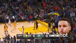 Stephen Curry's Top 5 Hottest Shots