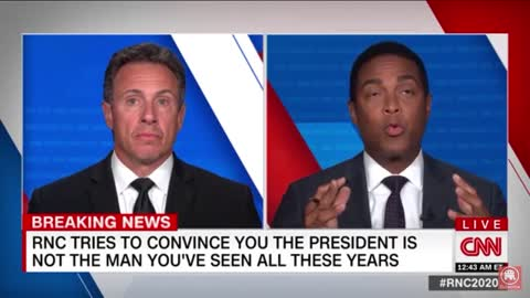 Don Lemon CNN trump supporters are far too gone 'like addicts'