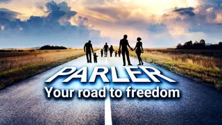 Parler - Your road to freedom.