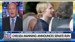 Army Special Forces Vet Has a Scorching Response to Chelsea Manning Running for Senate - Video