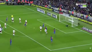 Gol de Messi vs Valencia - Video