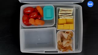 Make School Lunch Fun: Bento Boxes - Video