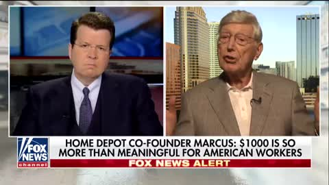 After Handing Out Bonuses, Home Depot Co-Founder Scorches Dems: 'You Don't Have Any Brains'