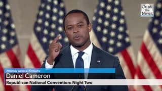 Republican National Convention, Daniel Cameron Full Remarks