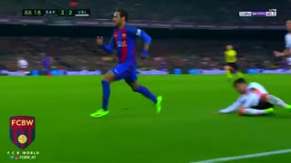 Gol de Andre Gomes vs Valencia - Video
