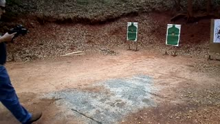First day at the range with the PAK 9