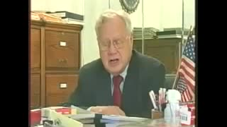 Ted Gunderson tells all