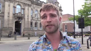Wolverhampton reacts to council's proposed anti-terror measures - Video