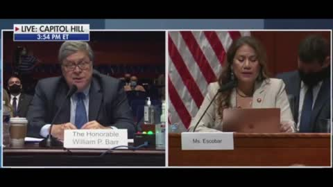 """""""Reclaiming My Time"""" - Democrats Won't Let AG Bill Barr Speak"""