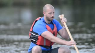 Coracle Race in Shrewsbury - Video