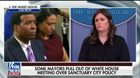 23 Jurisdictions Hit With Subpoena By Justice Dept. Over Sanctuary City Policy