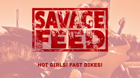 Hot Girls Fast Bikes