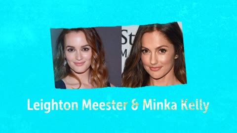 Celebrities that look like identical twins