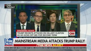 Hannity slams CNN, MSNBC for contempt of Trump and his supporters