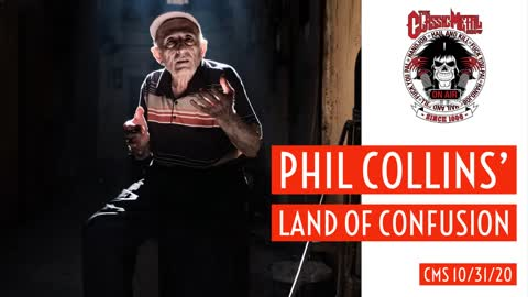 Phil Collins' Land Of Confusion