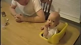 Baby laugh like crazy 3 - Video