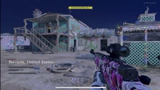 Call of Duty Game Play Quad Feed Quick Scope