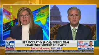 Leader Kevin McCarthy on Maria Bartiromo