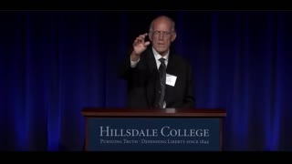 Historian Victor Davis Hanson's Powerful 2020 Election Analysis at Hillsdale College 9/3/20
