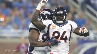 Michael Oher Moonwalks Trying to Block DeMarcus Ware - Video