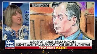 Juror Paula Duncan Speaks With Fox News About Trial