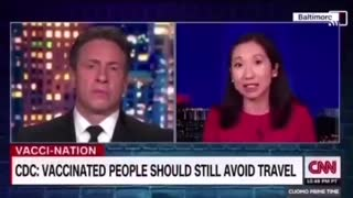 CNN guest let's the cat out of the bag