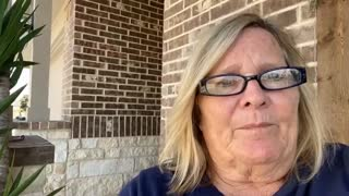 The World is Watching - Cindy McGill