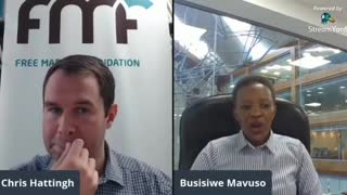 Busisiwe Mavuso explores solutions for economic growth in SA